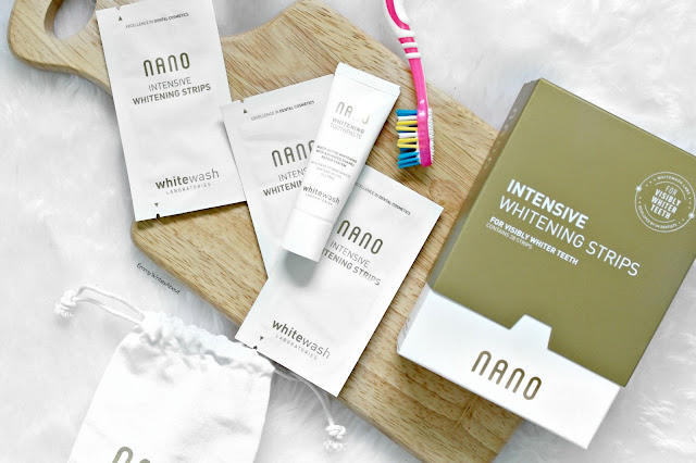 Nano Intensive Teeth Whitening Strips
