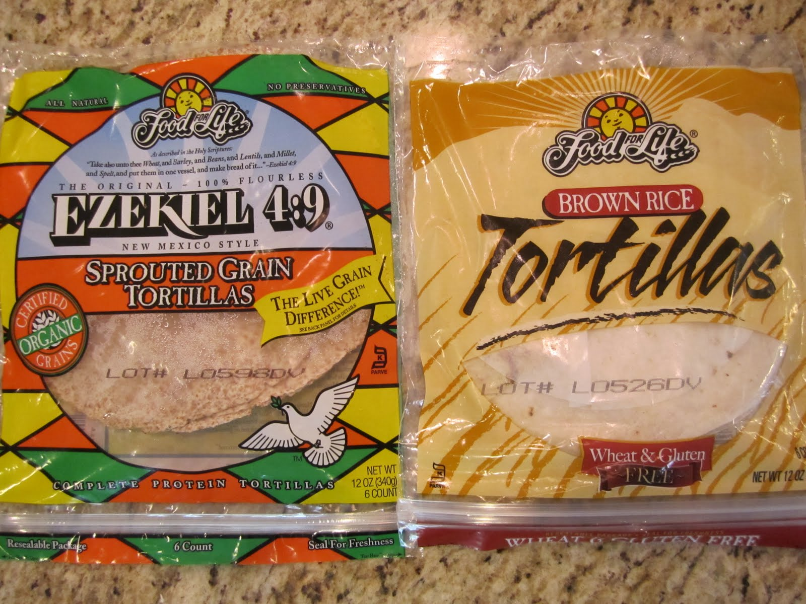 Food For Life Gluten Free Tortillas Review