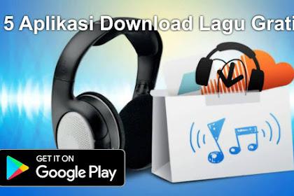 5 Aplikasi Download Lagu Gratis, Legal Dan Mudah Digunakan