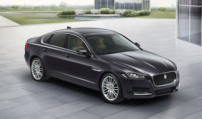 2016 Jaguar XF Black Edition