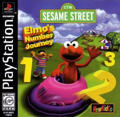 descargar sesame street elmos number journey psx por mega