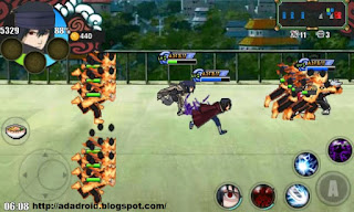 Download Naruto Senki Mod by Iqbal v1.17 Final Apk