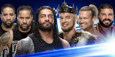 WWE Smackdown Results (1/31) - Tulsa, OK
