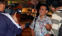 Peneliti lingkungan dan penerima penghargaan Achmad Bakrie tahun  Daniel Murdiyarso - Peneliti lingkungan