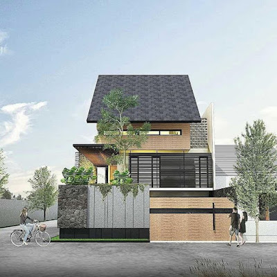 tipe rumah simple cantik dan bagus