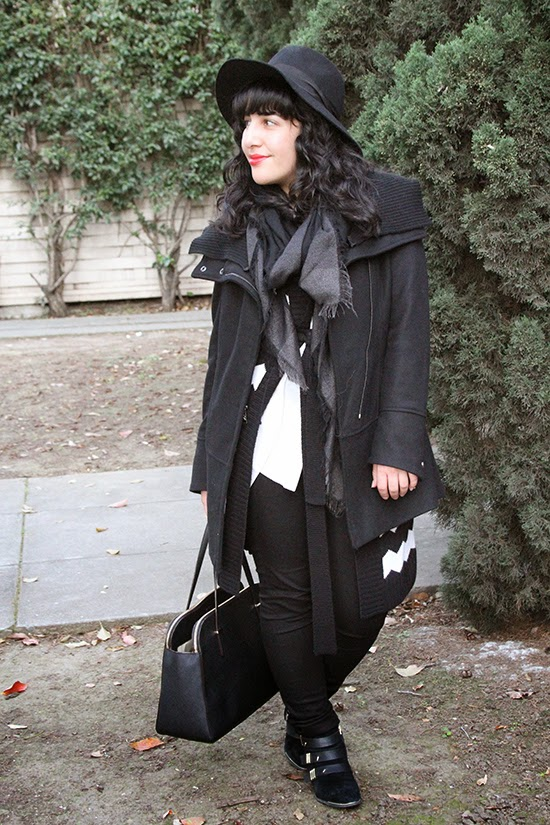 Layered SF Winter Outfit Style blogger