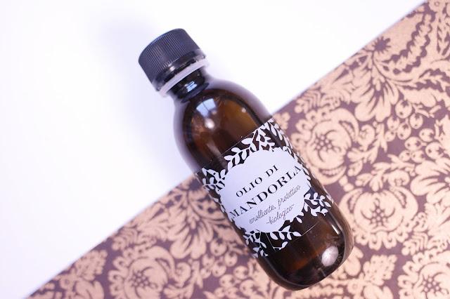 aceite de almendras dulces Officina Naturae