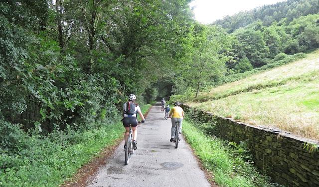 Via Verde del Rio Eo (Pontenova- San Tirso de Abres)