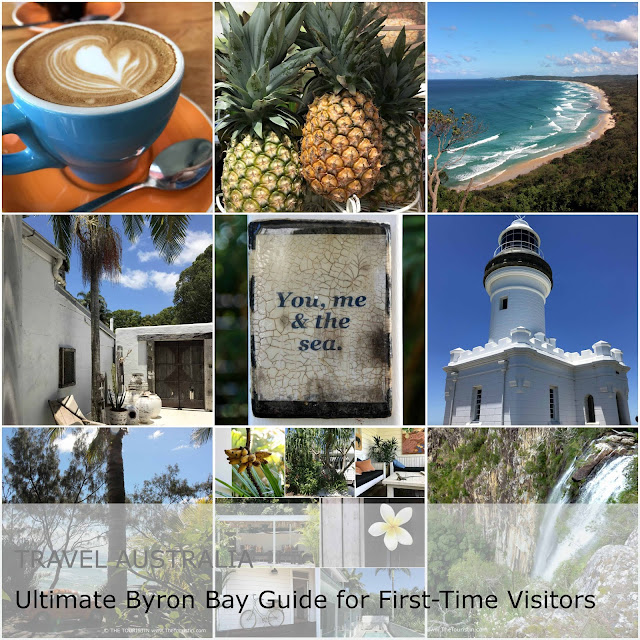 Travel Australia. Ultimate Byron Bay Guide for First-Time Visitors