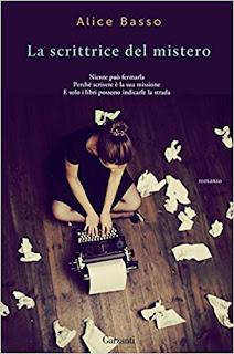copertina scrittrice del mistero alice basso