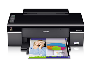 Download Epson WorkForce 40 drivers