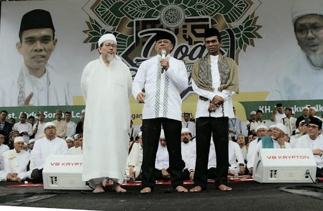 Keras Banget! Orasi Gatot Nurmantyo: Jangan Ikuti Pemimpin yang Menjual TNI