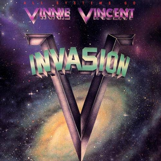 Boneyard Metal 80 S Metal Vinnie Vincent Invasion Usa