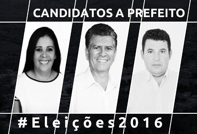Candidatos a Prefeito em Panelas-PE
