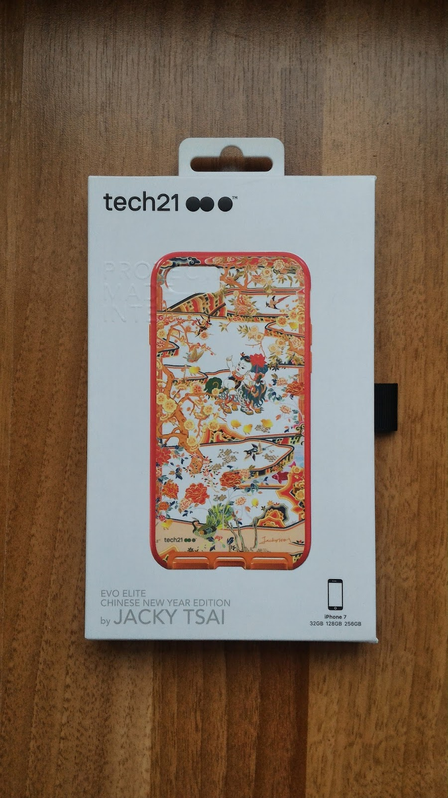 David Chiu\u0027s Stuff: tech21 Chinese New Year Edition iPhone Case by ...