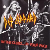 [1993] - Live - In The Clubs... In Your Face [EP]
