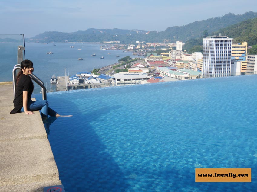A stay at Ibis Styles Sandakan Waterfront Hotel