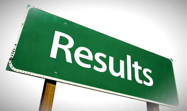 Higher Secondary Exam results
