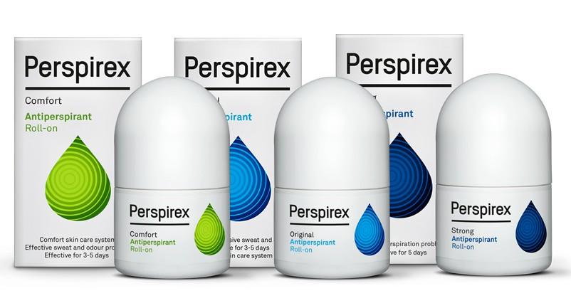 antitranspirante para evitar el exceso de sudoración