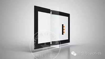 OGS touch panel