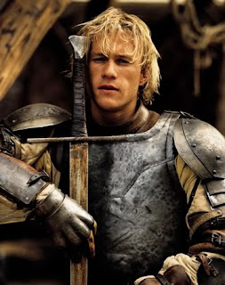 heath ledger a knights tale 2001