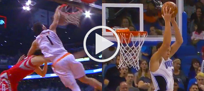 Best Dunks of the 2016-2017 NBA Regular Season! (VIDEO)