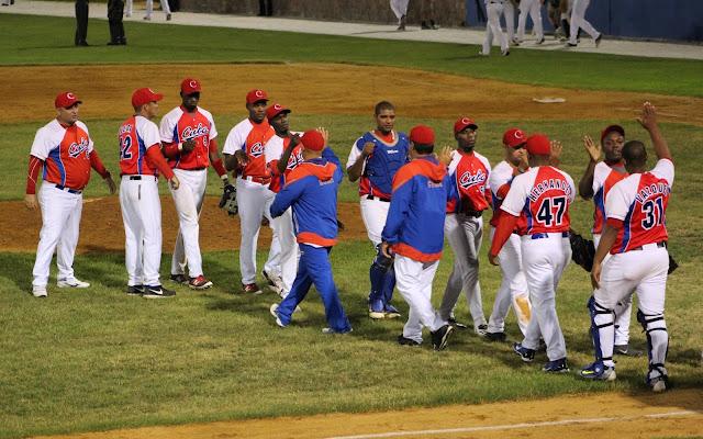 Todas y cada una de las participaciones del equipo nacional de beisbol cubano en los últimos 10 años