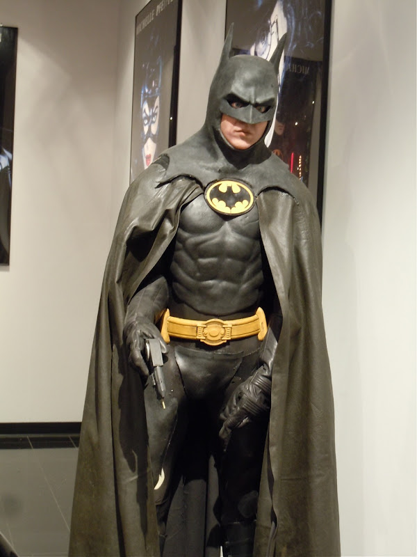 ... Batman 1989 movie costume ... & Hollywood Movie Costumes and Props: Michael Keatonu0027s 1989 Batman ...