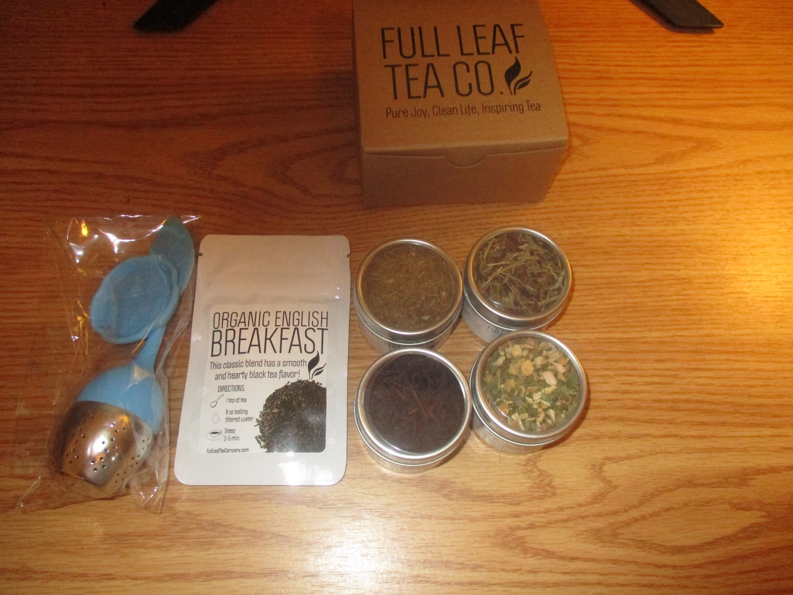 Full Leaf Tea Company
