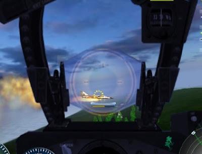 لعبة الطائرات الحربية - تحميل العاب