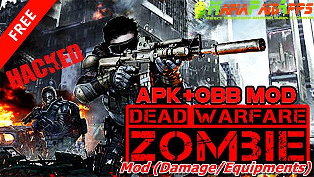 DEAD WARFARE: Zombie Apk MafiaPaidApps