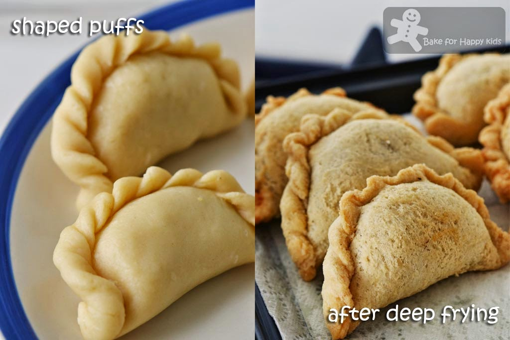 old chang kee curry puff recipe