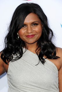 Mindy Kaling. Director of The Mindy Project - Season 3