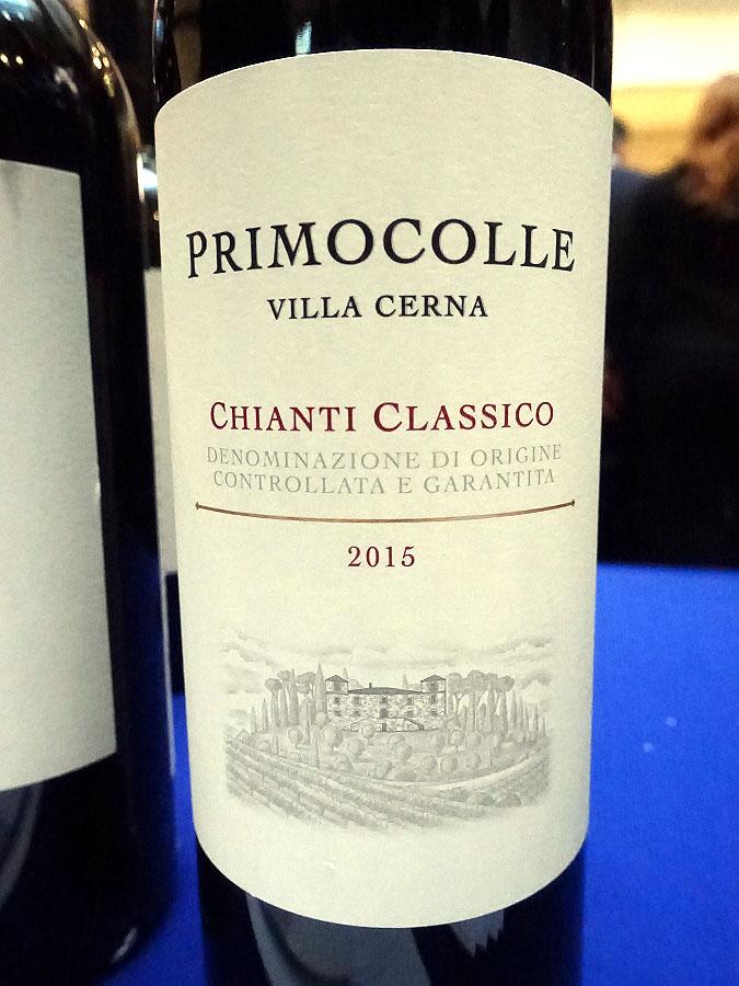Villa Cerna Primocolle Chianti Classico 2015 (89 pts)