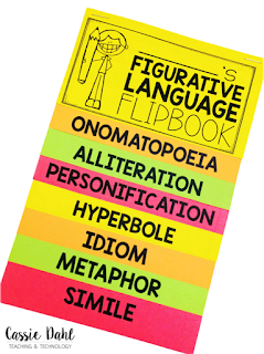 Stop boring your students with worksheets and lame activities when you are studying figurative language. Check out these fun ideas for making figurative language a little more exciting!