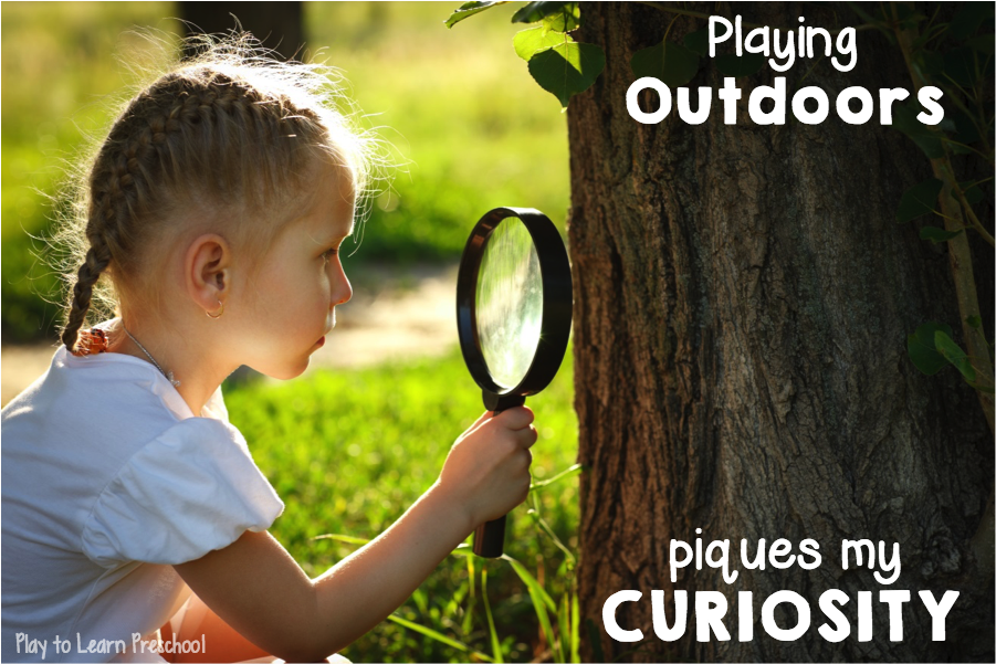 Play Quote - Inspiration from Play to Learn Preschool