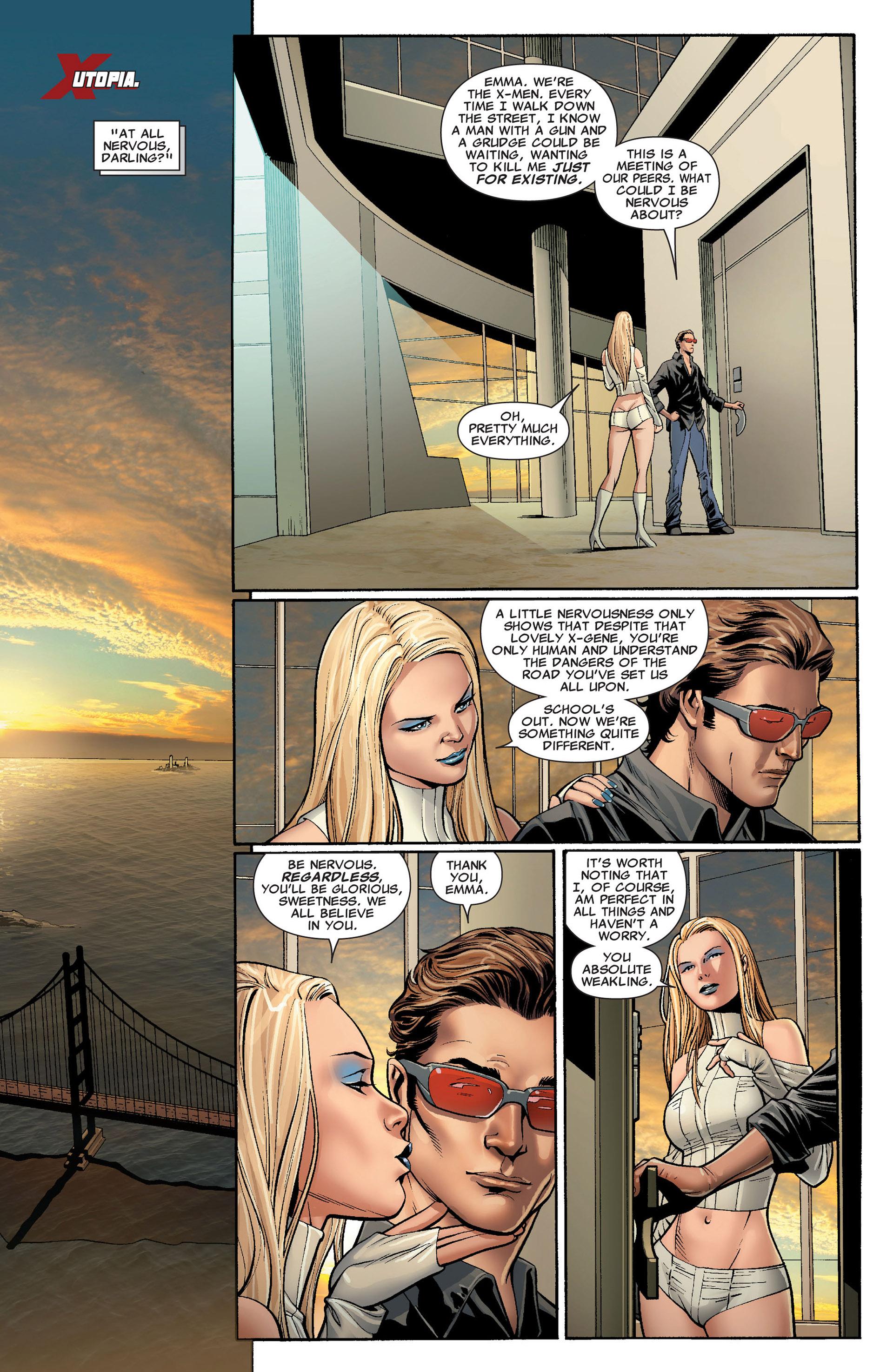 Read online Uncanny X-Men (2012) comic -  Issue #1 - 7