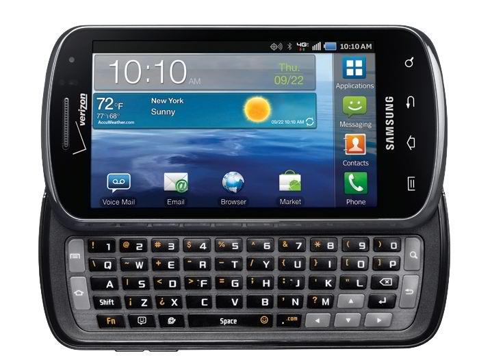 Samsung Stratosphere(700MHz LTE)