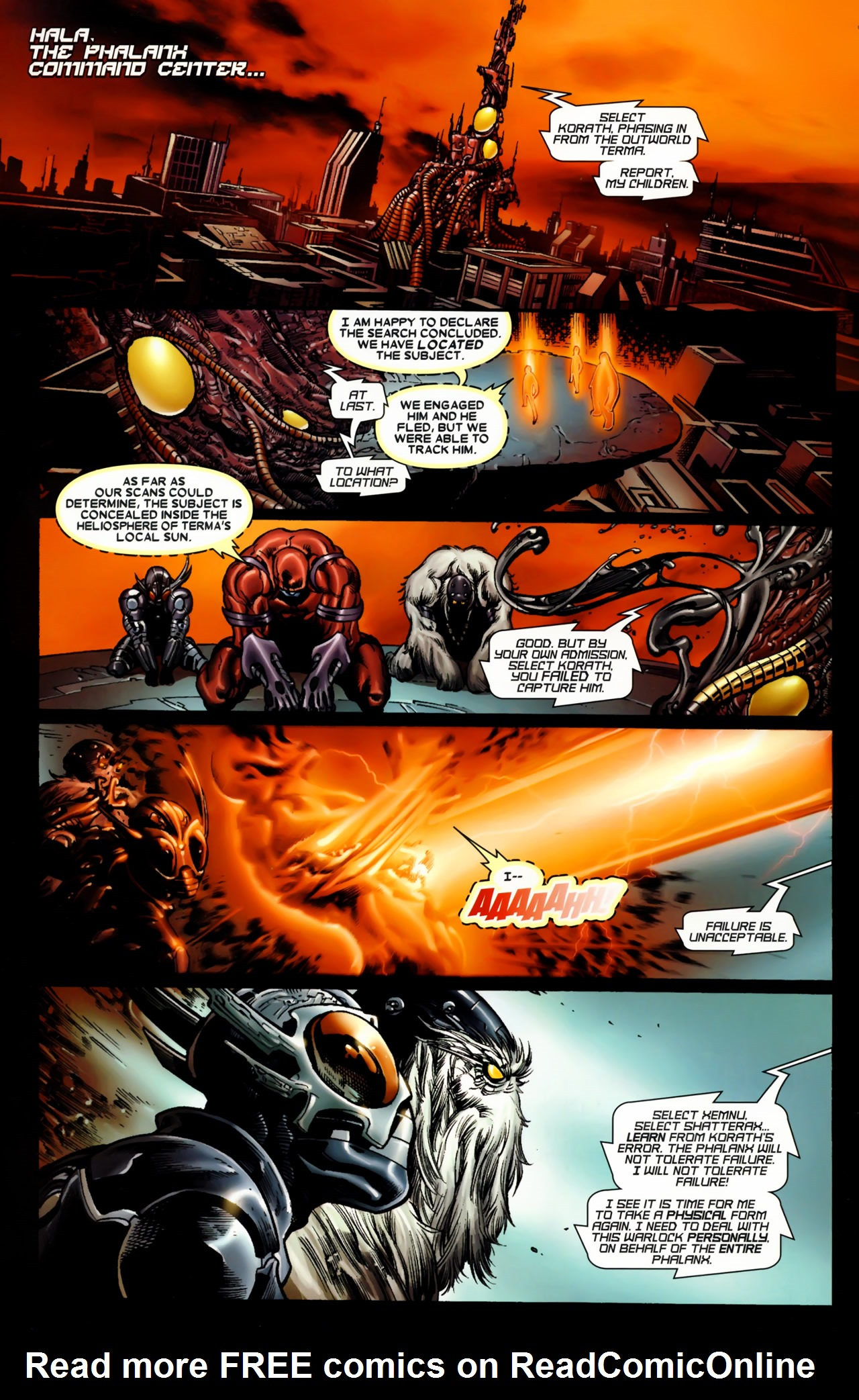 Read online Annihilation: Conquest comic -  Issue #1 - 26