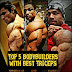 Top 5 Bodybuilders with best tricep muscles