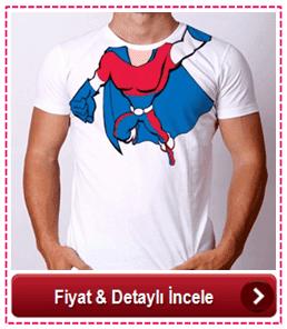 Süperman T-Shirt