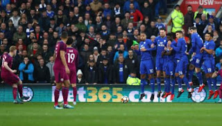 Cardiff City vs Manchester City - Highlights Piala FA
