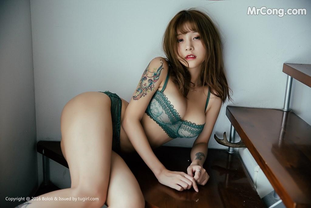Image BoLoli-2017-09-18-Vol.119-Xia-Mei-Jiang-MrCong.com-004 in post BoLoli 2017-09-18 Vol.119: Người mẫu Xia Mei Jiang (夏美酱) (43 ảnh)
