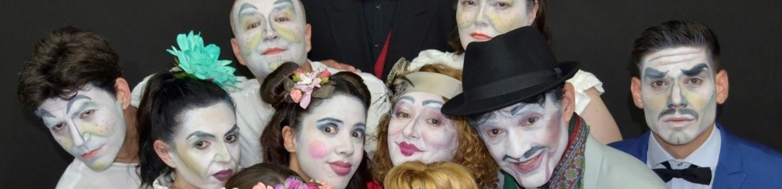 """Compañía del Tiempo  presenta """"Los locos de Valencia"""""""