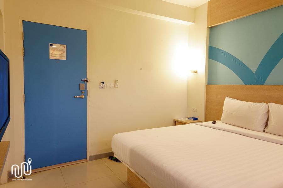 รีวิวฮ็อป อินน์ กาญจนบุรี (Hop Inn Kanchanaburi) ที่พักหลักร้อยกาญจนบุรี