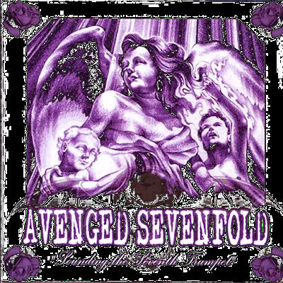 cd sounding the seventh trumpet avenged sevenfold