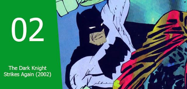 5 Momen Ketika Batman Mengalahkan Superman