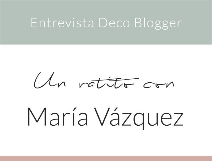 Entrevista a Mar�a V�zquez, Dr. Livinghome
