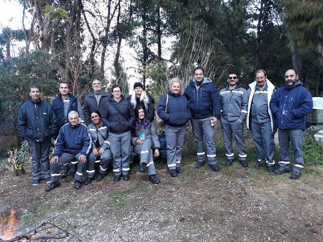 Σημαντικό έργο από την Πυροπροστασία της Κοινωφελούς εργασίας ΟΑΕΔ στο Άργος