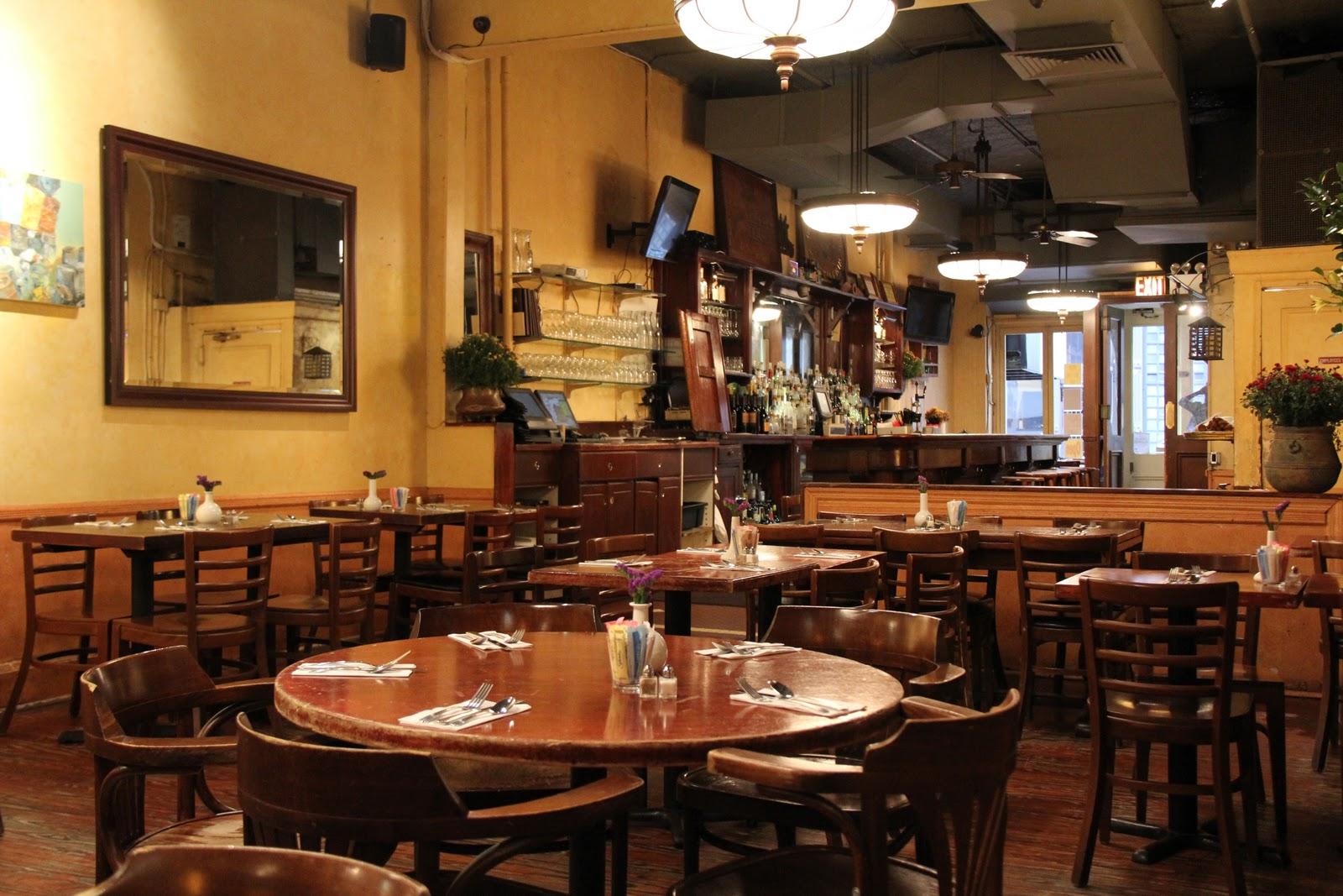 EATspeak: The Cupping Room Cafe - Soho NYC